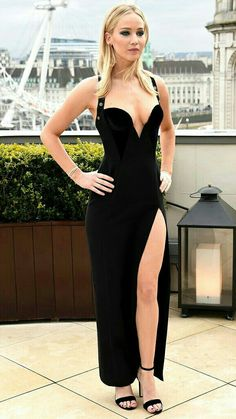 Jennifer Laurence, Formal, Ford Mustang, Style, Fashion, Preppy, Swag, Moda, Ford Mustangs
