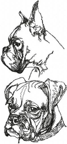 Line Drawing Of A Boxer Dog : Dog color pages printable german shepherd coloring