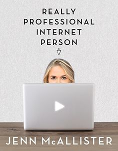 Amazon.com: Really Professional Internet Person (9780545861120): Jenn McAllister, JennXPenn: Books