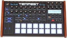 Dave Smith Instruments Tempest | Sweetwater.com