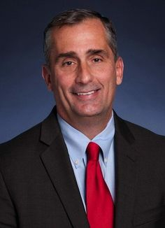 Intel names current COO Brian Krzanich as new CEO, starts May 16th