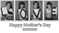 Mother's Day Idea.