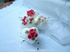 Sugar Hearts for Christmas by Paoletta_64, via Flickr
