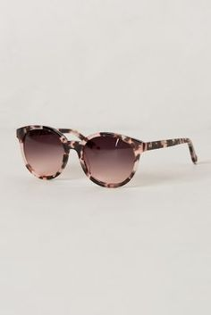 tortoise sunglasses / anthropologie