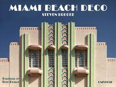 miami beach art deco book