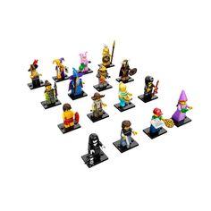LEGO Minifigures Series 12 6059291 #LEGO