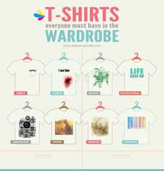 MUST HAVE T-Shirts!!