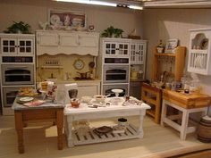 My miniature kitchen 1:12 by It's a miniature life.