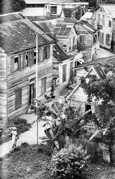 Geschiedenis creoolse bevolking in Suriname (bron:www.dbnl.org).