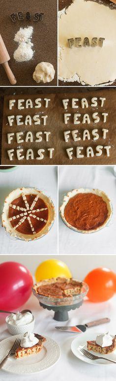 Words in pie!!!!