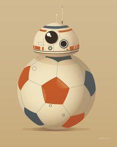 Valentine's day clue: Does your soul mate loves Star Wars and soccer? @steveberrington #valentinesdayclue #supporterspro #soccerwars #starwars #soccerusa #mlssoccer #mls #usasoccer #football #soccer