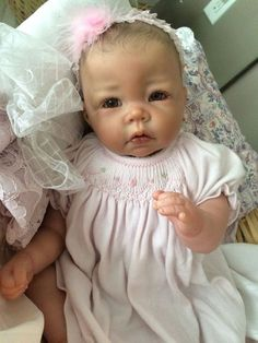 "Elly Knoops ""Luca"" Reborn Baby Doll"