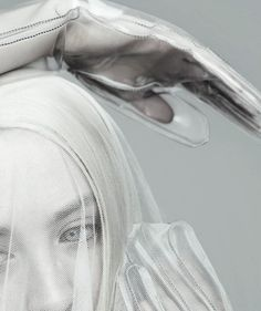 saoirse ronan in 'born free' by rankin for dazed & confused, april 2013