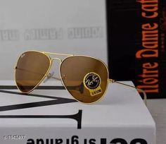 Sunglasses Stylish Trendy Unisex Sunglass Material: Metal Size: Free Size Description: It Has 1 Piece Of Unisex Sun Glass Country of Origin: India Sizes Available: Free Size *Proof of Safe Delivery! Click to know on Safety Standards of Delivery Partners- https://ltl.sh/y_nZrAV3  Catalog Rating: ★4.1 (933)  Catalog Name: Aviator Stylish Trendy Unisex Sunglasses Vol 12 CatalogID_256360 C72-SC1084 Code: 624-1942497-