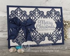 Furry Cat Designs: card making, stamping, and paper craft, with Karen Henderson - an independent UK Stampin' Up! demonstrator
