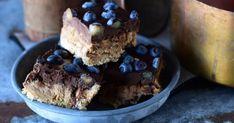 9 mennyei, sütés nélküli desszert, ami szebbé teszi a napot   Nosalty Vegan Desserts, Grain Free, Food, Dairy, Lasagna, Essen, Meals, Yemek, Eten