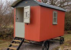 Richard lee from plankbridge chooses valtti products for his shepherd huts   News — Valtti Specialist Coatings — High Performance Professional Paint Supplier