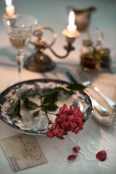 Just a gorgeous photo...  To me it looks old, romantic and somehow gothic.  Beth, I love your recipes and I love your photos even more :)