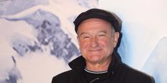 A gentle story of Robin Williams reaching out to comfort a stranger. May his memory be blessed.
