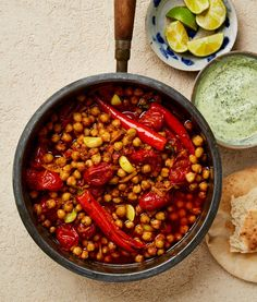 Yotam Ottolenghi's chickpea recipes | Food | The Guardian Chickpea Recipes, Veggie Recipes, Indian Food Recipes, Vegetarian Recipes, Dinner Recipes, Cooking Recipes, Savoury Recipes, Veggie Food, Croatian Recipes