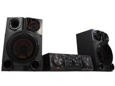 Mini System LG 1800W RMS MP3 - Dual USB Multi Bluetooth - CM8350 com as melhores condições você encontra no Magazine Carlosdsousa. Confira!
