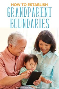 Are the grandparents getting too involved with your parenting? Here's how to establish grandparent boundaries without stepping on toes.
