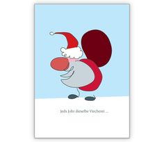 gestesster Nikolaus: Jeds Johr die selbe Viecherei... - http://www.1agrusskarten.de/shop/gestesster-nikolaus-jeds-johr-die-selbe-viecherei/    00012_0_1650, 24.12., Christfest, Helga Bühler, Nikolaus, Stress, weihnachtlich, Weihnachtsfest, Weihnachtskarten, Weihnachtsmann, Xmas00012_0_1650, 24.12., Christfest, Helga Bühler, Nikolaus, Stress, weihnachtlich, Weihnachtsfest, Weihnachtskarten, Weihnachtsmann, Xmas