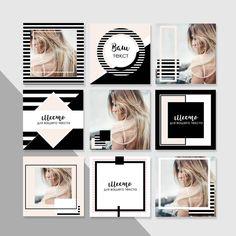 BlackLo Instagram Feed, Instagram Banner, Instagram Design, Instagram Fashion, Fashion Graphic Design, Graphic Design Branding, Mix And Match Fashion, Banner Design, Flyer Design