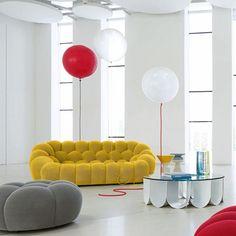 Grand Canapé 3 places BUBBLE