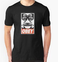 Pepe the Frog Obey propaganda t-shirt:http://shrsl.com/?bk3p