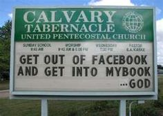 Anti-Consumerism: Worst Church Outreach Strategy Ever? Church Sign Sayings, Funny Church Signs, Church Memes, Church Humor, Church Quotes, Funny Signs, Christian Humor, Christian Quotes, Christian Warrior