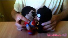 Batman vs Superman Handmade-toys.eu