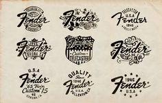 Fender by Glenn Wolk