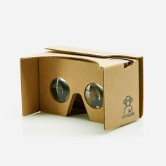 Google I/O 2015 cardboard - Knox V2, supports screens up to 6 inches. Our latest version of Cardboard has aspherical lenses forged solely for the V2 in our lab.