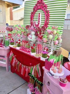 A Very Berry Birthday | CatchMyParty.com
