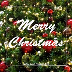Merry Christmas to all! May your wishes come true and let there be peace on Earth. http://www.healthTeaslim.com