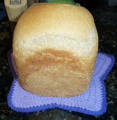 Apple Butter Bread For Bread Machine Recipe - Genius Kitchen Cooking Bread, Bread Baking, Baking Muffins, Fresh Bread, Sweet Bread, Quick Bread, How To Make Bread, Peasant Bread, Bread Pudding With Apples