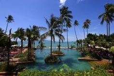 Inspiring #Thailand... Fabulous #hotel in Koh Samui #travel #ebookers
