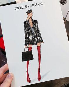 Trendy Fashion Ilustration Ilustraciones De Moda Source by niamhlenihan fashion drawing Fashion Design Sketchbook, Fashion Design Portfolio, Fashion Design Drawings, Drawing Fashion, Moda Fashion, Fashion Art, Trendy Fashion, Artist Fashion, Icon Fashion