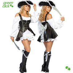 Disfraz de Pirata Soltera.