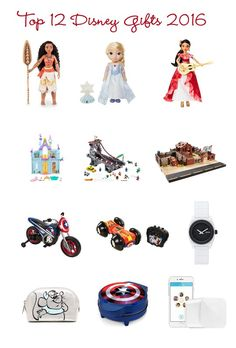 Top 12 Disney Gifts