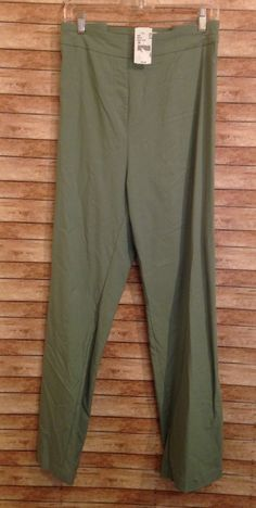 be9d95dfe61f drapers and damons green pants size 3X