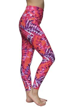 0d983fa45d6a8 94 Best Yoga leggings images | Yoga leggings, Photo, video, Large ...