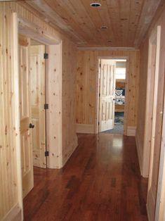 Knotty Pine Planks