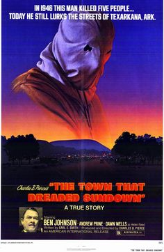 The Town That Dreaded Sundown: Did this killer create Goatman?