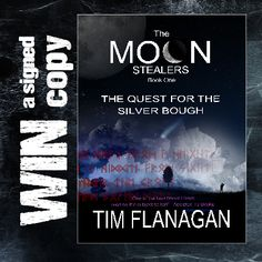 Fancy Winning a signed copy of The Moon Stealers and the Quest for the Silver Bough? To enter this competition and win a signed copy of the first book in the Urban Fantasy series, The Moon Stealers, simply go to www.facebook.com/timflanaganbooks click like and press ENTER. Competition runs until 30 June 2013.
