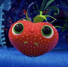 Berry > Cloudy with a chance of meatballs 2.