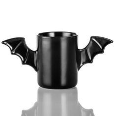 Caneca Cerâmica Morcego