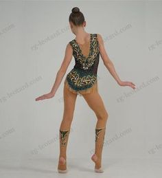 """☝ Must have Unbelievably beautiful and chic """"Angelique"""" leotard is full of fascination and charm. You will look like a queen during your performance! You will be the brightest and the most majestic..."""