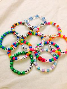 471 Best Kandi Ideas Images Bracelets Rave Girls Rave Bracelets